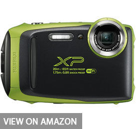 Fujifilm FinePix XP130 Waterproof Digital Camera