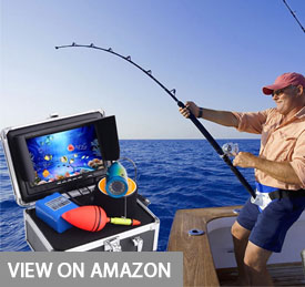 Portable Fish Finder Underwater Fishing Camera