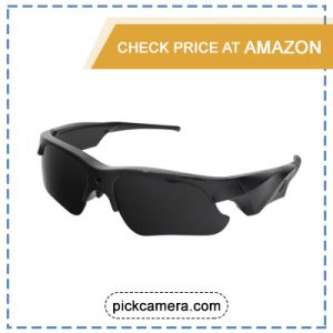 b80d45d271 Well said by the manufacturer as KAMRE video sunglasses also gives you HD  quality video recording output for the highest resolution 1920 1080P.